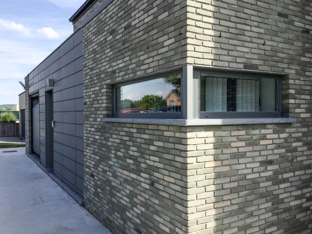 Geoffrey Carion - Nouvelle construction moderne à ossature bois
